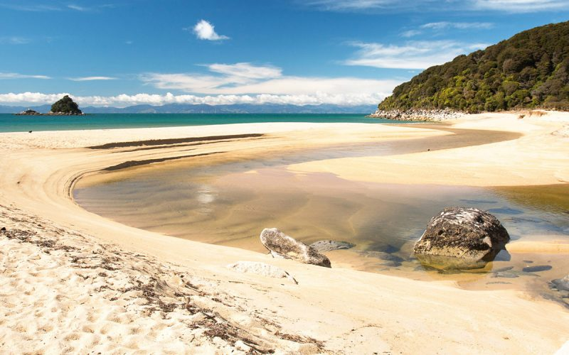 Clipboard of Fun: Nelson, Abel Tasman National Park and Golden Bay in New Zealand