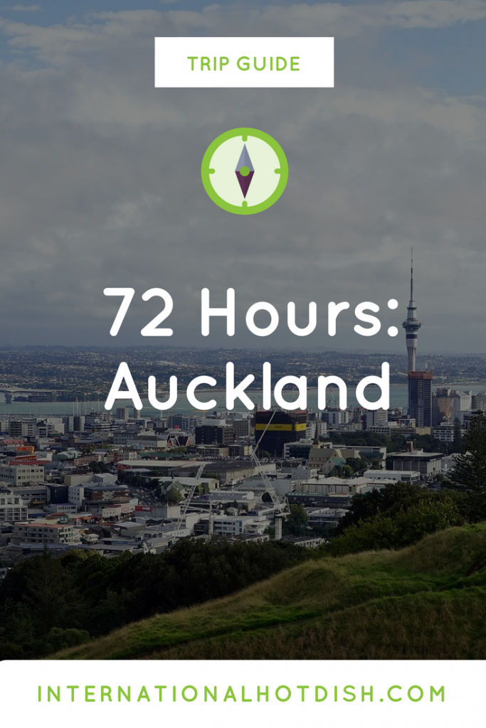 72 Hours in Auckland