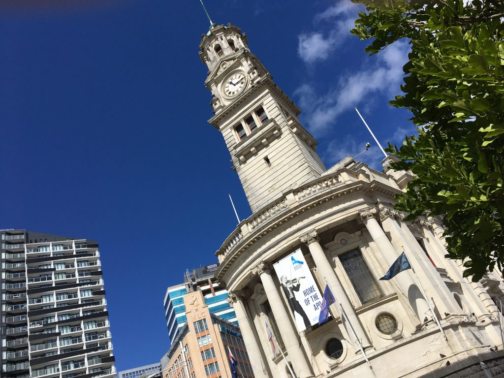 Auckland City Hall | International Hotdish