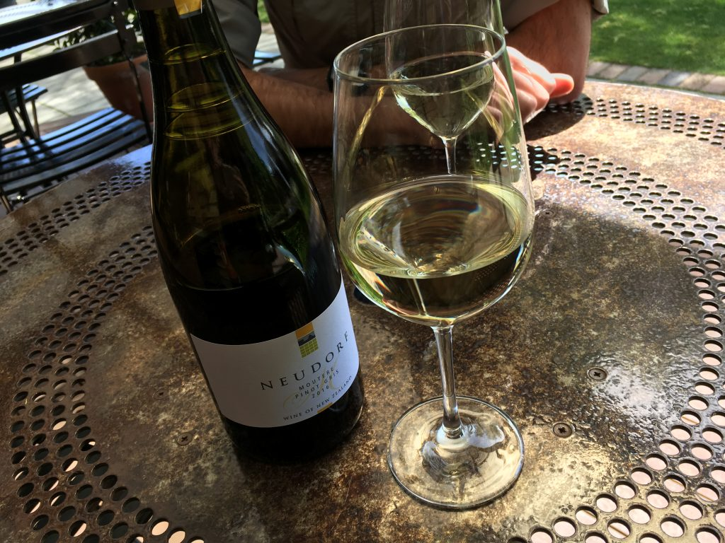 Wine at Neudorf Vineyards | International Hotdish