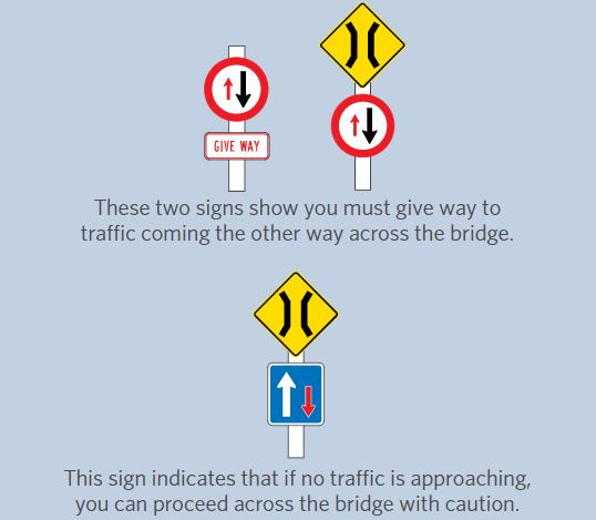 One Lane Bridge | International Hotdish
