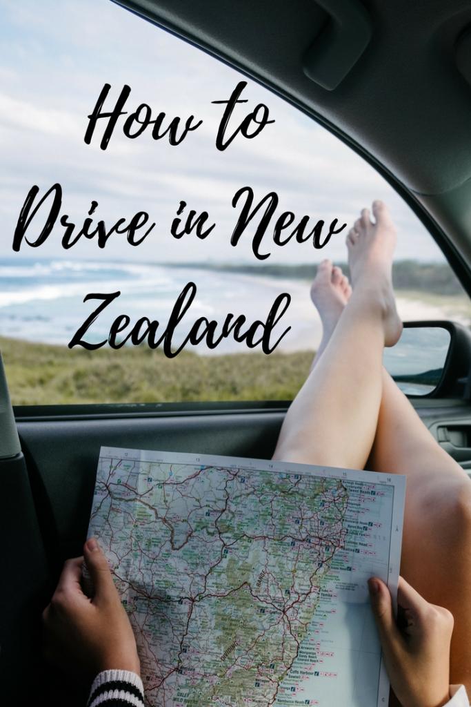 How to Drive in New Zealand - International Hotdish