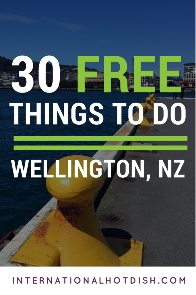 30 Free Things to Do in Wellington