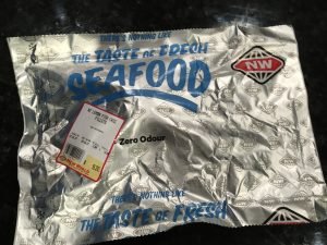 Buying seafood in New Zealand