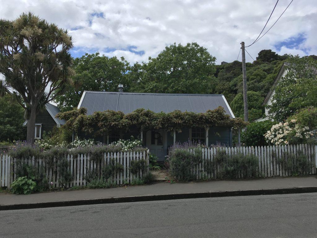 House in Akaroa New Zealand