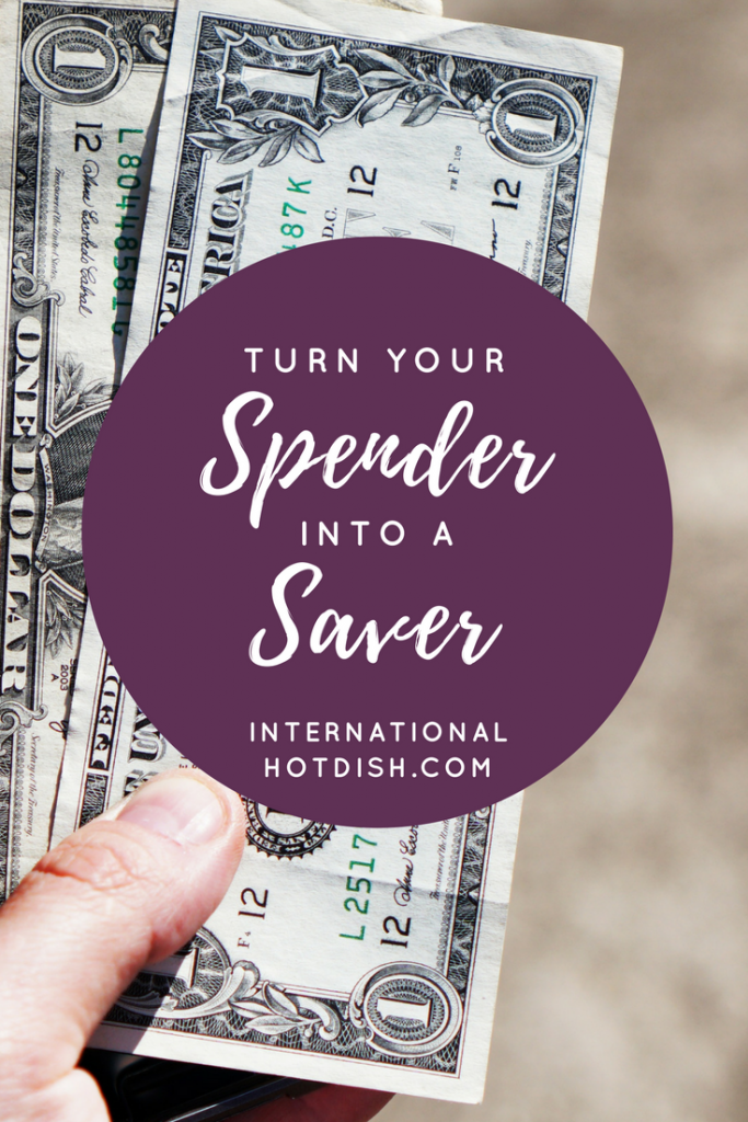 How to turn your spender into a saver