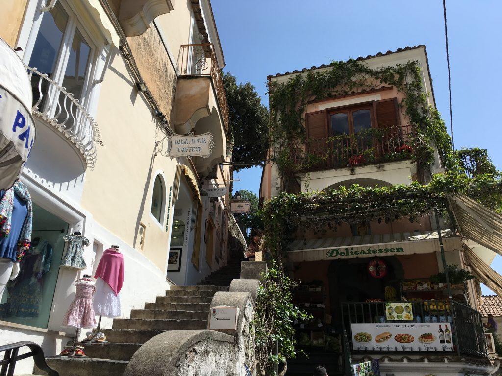 visiting the amalfi coast - International Hotdish