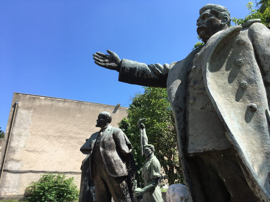 interesting things to do in tirana - socialist statues 4 - International Hotdish