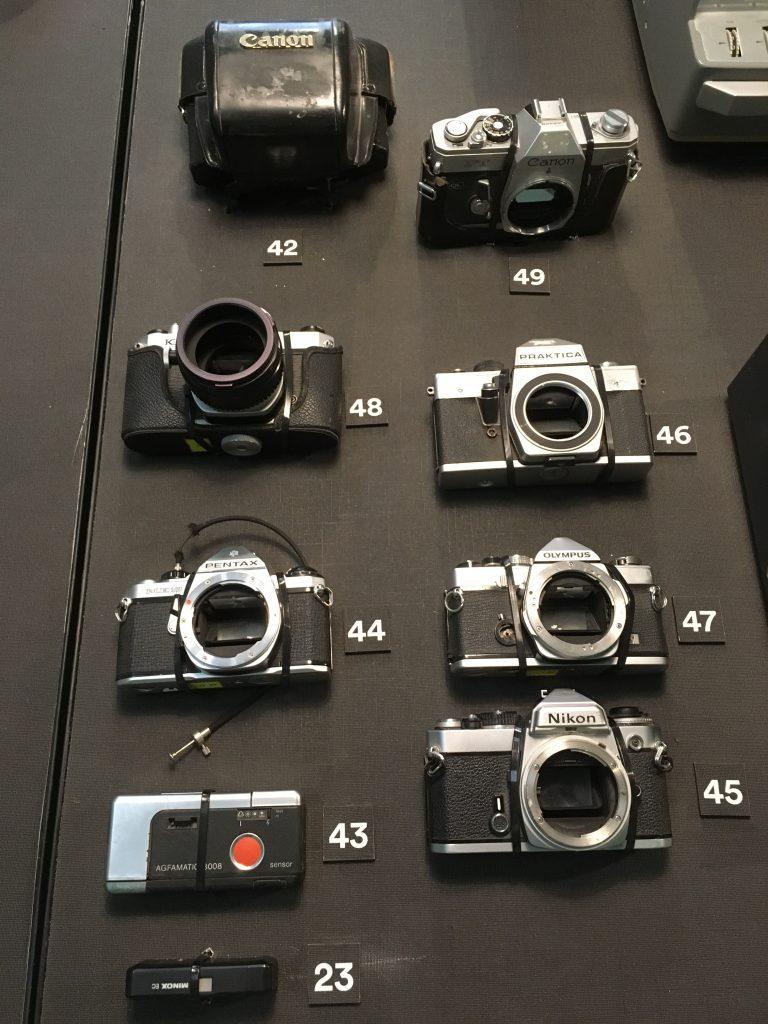 interesting things to do in tirana - cameras - International Hotdish