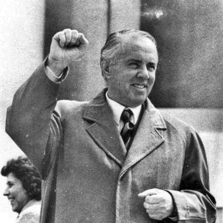 interesting things to do in tirana - Enver Hoxha - International Hotdish